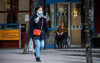 Khoảng 300.000 người Thụy Điển bị suy giảm khứu giác do COVID-19