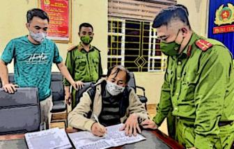 Lời khai ban đầu của nghi phạm sát hại bố, mẹ và em gái ở Bắc Giang