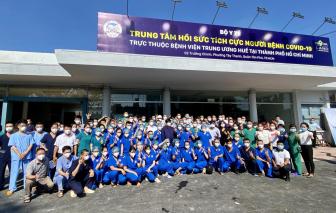 Bộ Y tế thông tin về việc chi trả cho cán bộ y tế, tình nguyện viên chống dịch COVID-19