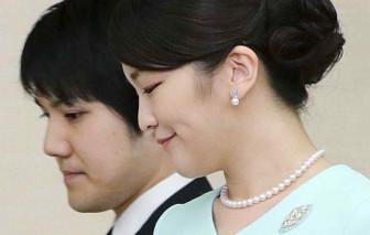 Công chúa Nhật Bản kết hôn sau nhiều năm tranh cãi