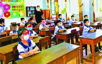 Giúp học sinh cân bằng tâm lý khi trở lại trường