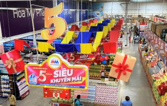 MM Mega Market Việt Nam mang đến chương trình siêu khuyến mãi nhân kỷ niệm 5 năm sinh nhật vàng