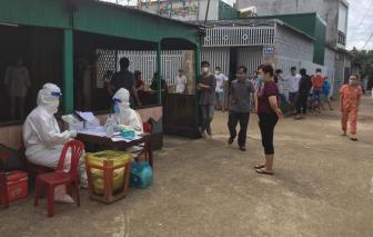 Số ca dương tính với SARS-CoV-2 ngoài cộng đồng tại TP. Buôn Ma Thuột liên tục tăng nhanh