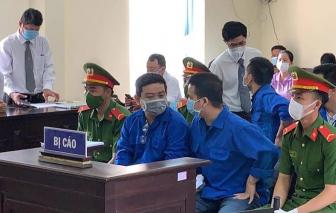 """Xét xử Trương Châu Hữu Danh và nhóm """"Báo sạch"""" tại Cần Thơ"""