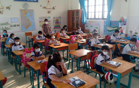 23 địa phương đã cho học sinh quay trở lại trường