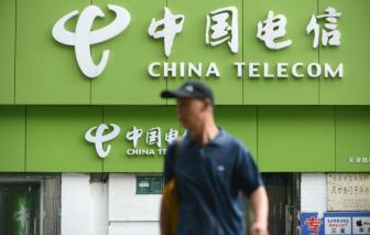 """Mỹ """"cấm cửa"""" công ty viễn thông lớn nhất Trung Quốc"""