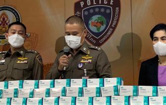 Thái Lan: Giám đốc bệnh viện lấy trộm hàng trăm hộp thuốc trị COVID-19 để bán trên mạng