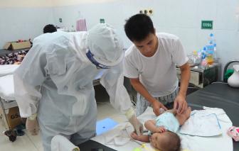 Đồng Nai: Bệnh nhi và phụ huynh dương tính với SARS-CoV 2 tăng cao