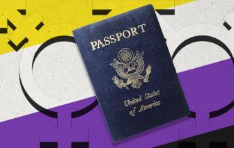 """Mỹ đưa ký tự """"X"""" lên hộ chiếu người thuộc giới tính thứ ba"""