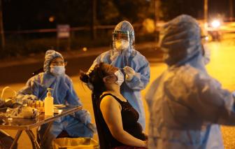 Ngày 28/10, 4.876 ca nhiễm, số ca tại Đồng Nai tăng mạnh