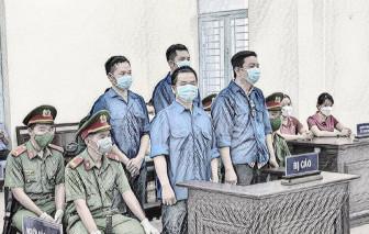 Tuyên phạt Trương Châu Hữu Danh 4 năm 6 tháng tù